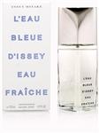 L'Eau Bleue d'Issey Eau Fraiche by Issey Miyake for Men Eau de Toilette Spray 2.5 oz UNBOXED