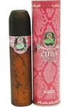 Cuba Jungle Snake by Cuba for Women Eau de Parfum Spray 3.4 oz UNBOXED