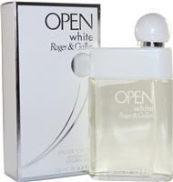 Open White by Roger & Gallet for Men Eau de Toilette Spray 3.3 oz UNBOXED