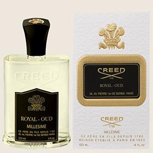 Creed Royal Oud by Creed Eau de Parfum Spray 4.0 oz UNBOXED