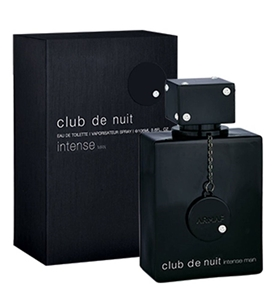 Club de Nuit Intense by Armaf for Men Eau de Toilette Spray 3.6 oz