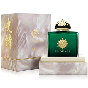 Amouage Epic by Amouage for Women Eau de Parfum Spray 3.4 oz
