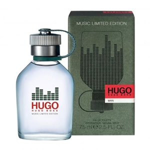 Hugo by Hugo Boss for Men Eau de Toilette Spray 2.5 oz