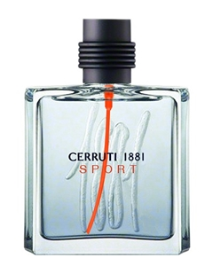 1881 Sport by Nino Cerruti for Men Eau de Toilette Spray 3.4 oz Tester