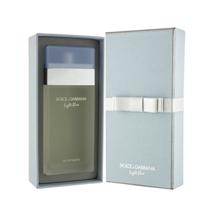 Light Blue by Dolce & Gabbana for Women Eau de Toilette Spray 3.4 oz in Gift Box