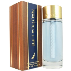 Nautica Life by Nautica for Men Eau de Toilette Spray 3.4 oz