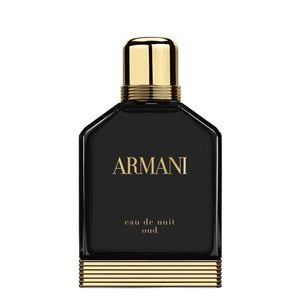 Armani Eau De Nuit Oud by Giorgio Armani for Men Eau de Parfum Spray 3.4 oz Tester