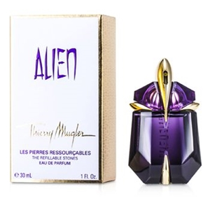 Alien by Thierry Mugler (Refillable) for Women Eau de Parfum Spray 1.0 oz