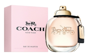 Coach New York by Coach for Women Eau de Parfum Spray 1.6 oz