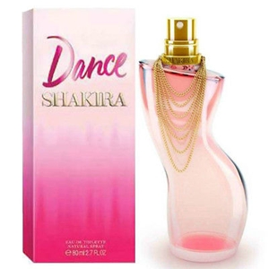 Shakira Dance by Shakira for Women Eau de Toilette Spray 2.7 oz
