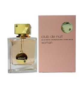 Club de Nuit by Armaf for Women Eau de Parfum Spray 3.6 oz