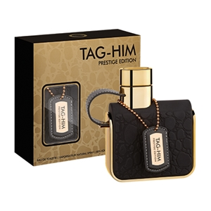 Tag Him Prestige Edition By Armaf for Men Eau de Toilette Spray 3.4 oz