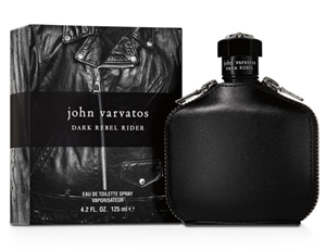 John Varvatos Dark Rebel Rider by John Varvatos for Men Eau de Toilette Spray 4.2 oz