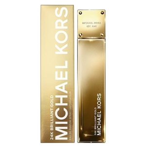 Michael Kors 24K Brilliant Gold by Michael Kors for Women Eau de Parfum Spray 3.4 oz