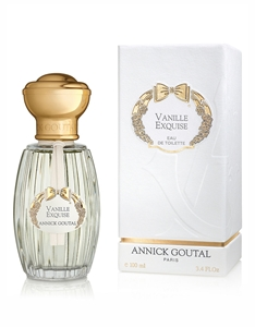 Vanille Exquise by Annick Goutal for Women Eau de Toilette Spray 3.4 oz
