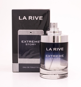 La Rive Extreme Story by La Rive for Men Eau de Toilette Spray 2.5 oz