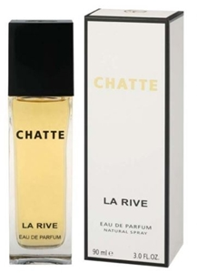 La Rive Chatte by La Rive for Women Eau de Parfum Spray 3.0 oz