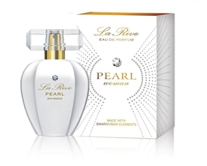 La Rive Pearl by La Rive for Women Eau de Parfum Spray 2.5 oz