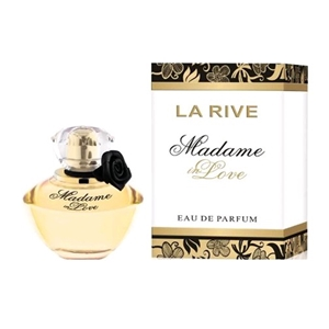 La Rive Madame in Love by La Rive for Women Eau de Parfum Spray 3.0 oz
