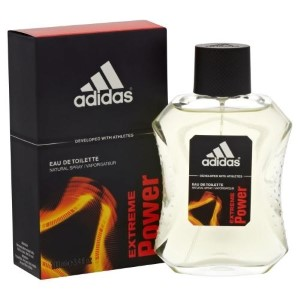 Adidas Extreme Power by Adidas for Men Eau de Toilette Spray 3.4 oz