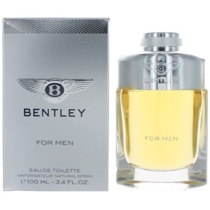Bentley by Bentley for Men Eau de Toilette Spray 3.4 oz