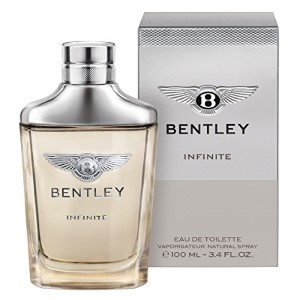 Bentely Infinite by Bentley for Men Eau de Toilette Spray 3.4 oz
