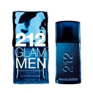 212 Glam by Carolina Herrera for Men Eau de Toilette Spray 3.4 oz
