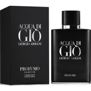 Acqua Di Gio Profumo by Giorgio Armani for Men Eau de Parfum Spray 4.2 oz