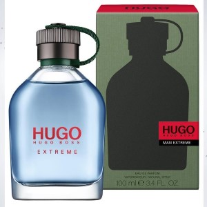Hugo Extreme by Hugo Boss for Men Eau de Parfum Spray 3.3 oz