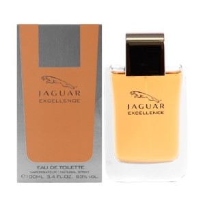 Jaguar Excellence by Jaguar for Men Eau de Toilette Spray 3.4 oz