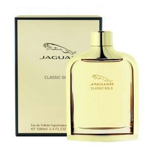 Jaguar Classic Gold by Jaguar for Men Eau de Toilette Spray 3.4 oz