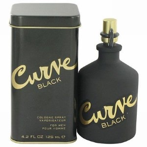 Curve Black by Liz Claiborne for Men Cologne Spray 4.2 oz
