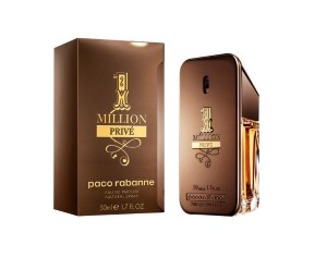 1 Million Prive by Paco Rabanne for Men Eau de Parfum Spray 1.7 oz