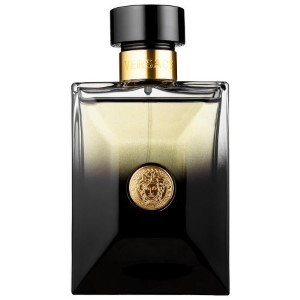 Versace Pour Homme Oud Noir by Versace for Men Eau de Parfum Spray 3.4 oz Tester