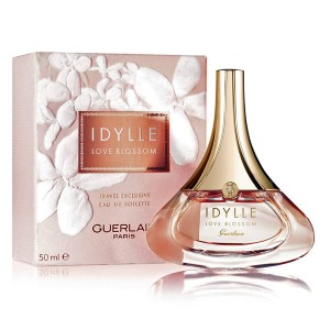 Idylle Love Blossom by Guerlainfor Women Eau de Toilette Spray 1.6 oz