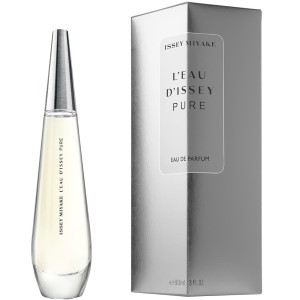L'eau D'issey Pure by Issey Miyake for Women Eau de Parfum Spray 3.0 oz
