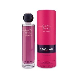 Rochas Secret De Rose Intense by Rochas for Women Eau de Parfum Spray 3.4 oz