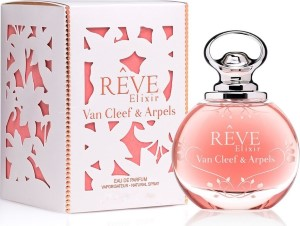 Reve Elixir by Van Cleef & Arpels for Women Eau de Parfum Spray 3.4 oz