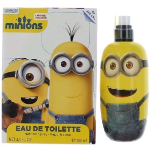 Minions by Disney for Boys Eau de Toilette Spray 3.3 oz