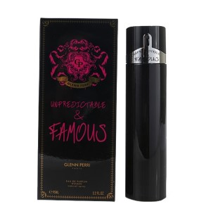 Unpredictable & Famous by Glenn Perri for Women Eau de Parfum Spray 3.2 oz