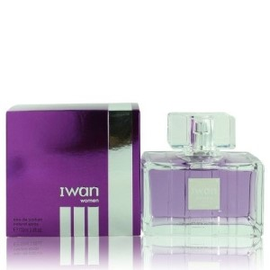 Iwan by Glenn Perri for Women Eau de Parfum Spray 3.4 oz