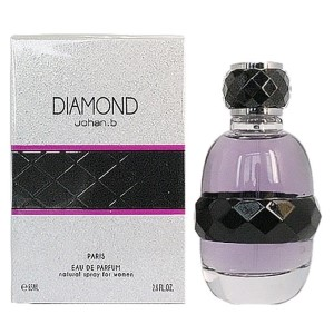 Johan B Diamond by Johan B for Women Eau de Parfum Spray 2.8 oz
