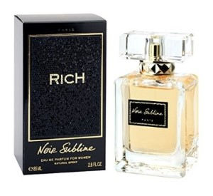 Rich Noir Sublime by Johan B for Women Eau de Parfum Spray 2.8 oz