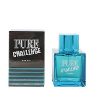 Karen Low Pure Challenge by Karen Low for Men Eau de Toilette Spray 3.4 oz
