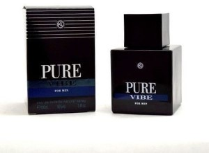 Karen Low Pure Vibe by Karen Low for Men Eau de Toilette Spray 3.4 oz
