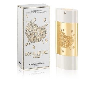 Royal Heart Gold by Kristel Saint Martin for Women Eau de Parfum Spray 3.0 oz
