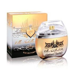 Elle S'Habille D'or by Lomani for Women Eau de Parfum Spray 3.3 oz