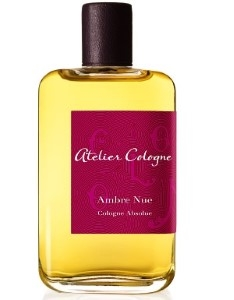 Atelier Cologne Ambre Nue by AtelierUnisex Cologne Absolue  3.3 oz