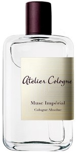 Atelier Cologne Musc Imperial by AtelierUnisex Cologne Absolue Pure Perfume 3.3 oz