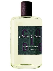 Atelier Cologne Vetiver Fatal by AtelierUnisex Cologne Absolue 3.3 oz